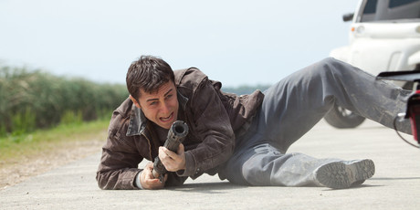 Looper comes away as a stylishly dystopian view of the future. Photo / Supplied