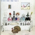 Cover image The New Yorker, November 29, 1976 by Saul Steinberg.