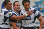 Auckland's smarting from a heavy loss to Bay of Plenty last Friday night. Photo / Getty Images