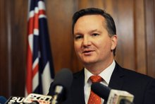 Australian Immigration Minister Chris Bowen. Photo / AFP