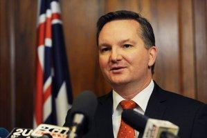 Australian Immigration Minister Chris Bowen. Photo / AFP