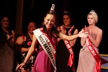 Miss Aotearoa 2012, Marlena Martin. 