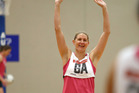 Casey Williams' return to international netball has been put on hold, with the Silver Ferns captain ruled out of today's opening Constellation Cup test against Australia. Photo / Getty Images.