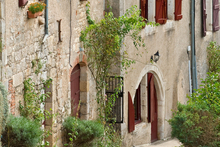 The picturesque medieval hamlet of Saint-Cirq-Lapopie has been voted 'France's Favourite Village'. Photo / Thinkstock