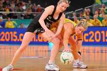 Julie Corletto will miss the remainder of this year's international netball programme. Photo / Getty Images