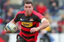 Canterbury midfield back Ryan Crotty is happy with the tight ITM Cup schedule saying he'd rather play than train. Photo / Getty Images