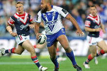 Bulldogs back-rower Frank Pritchard. Photo / Getty Images