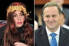 Key said Maori had more positions on water than Lady Gaga had outfits. Photos / AP, File
