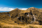 The Kepler Track follows exposed ridgelines with spectacular mountain views. Photo / Thinkstock