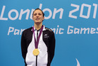 Sophie Pascoe led the way for New Zealand with six medals. Photo / Getty Images