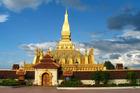Vientiane's Pha That Luang stupa. Photo / Thinkstock