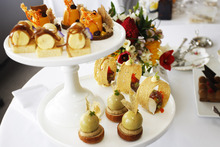 Kermadec's winning high tea entry in the Dilmah Real High Tea Challenge. Photo / Supplied