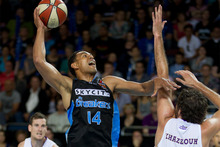 All of the Breakers' National Basketball League games will be televised live this season. Photo / Brett Phibbs