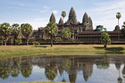 Cambodia's spectacular temple city may have fallen victim to some very modern urban ills, archaeologists say. Photo / Thinkstock
