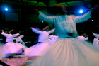 Whirling Devrishes twirl around in Turkey as a demonstration of their spiritual beliefs. Photo / Thinkstock