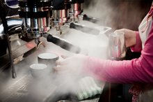 Coffee lover and expert Jack Hanna runs a coffee roasting class at Sydney's The Grounds. Photo /Thinkstock
