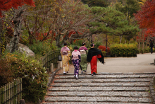 Kyoto's Gion district is renowned as one of the leading places to see geishas. Photo / Thinkstock