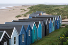 Southwold Beach looking towards Sizewell, Suffolk. Photo / Thinkstock