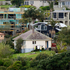 Number 38 Takitimu Street, Orakei (bottom) is one of Auckland's most expensive state house with a land value of $1.3 million. Photo / File