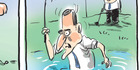 View: Cartoon: On Planet Key...