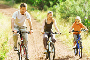 The most important thing about getting kids on bikes is building their confidence. Photo / Thinkstock