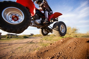 Last year in New Zealand, four people died using quad bikes, with 28 deaths since 2006. Photo / Thinkstock