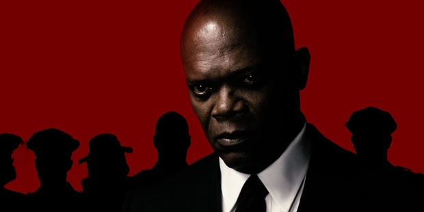 Samuel L Jackson has warned American voters to 'wake up' and vote for Barack Obama. Photo / Supplied