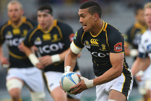 18-year old Ardie Savea has made a big impression in his first year of first class rugby. Photo / Getty Images.