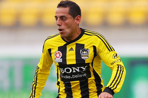 It is one of life's mysteries why the All Whites and Wellington Phoenix have struggled so much to find a right-back and the latest special project is Leo Bertos. Photo / Getty Images.