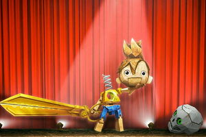 'Puppeteer' promises to be different from the average platformer. Photo / Supplied