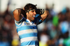 Argentina captain and No 8 Juan Martin Fernandez Lobbe says they are quick learners. Picture / Getty