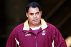 Queensland coach Mal Meninga. Photo / Getty