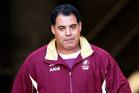 Queensland coach Mal Meninga. Photo / Getty