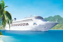 Visit the islands on the Pacific Dawn cruise ship. Photo / Supplied