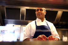 Sid Sahrawat's food isn't pretentious but makes striking use of ingredients. Photo / Getty Images
