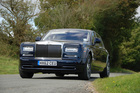 Rolls Royce customers want a vehicle that is exclusive, and that is what they get here.