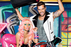 Nicki Minaj and Ricky Martin for M.A.C Viva Glam. Photo / Supplied
