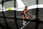 Danielle Feneridis' next goal is to play the ASB Classic for the first time. Photo / Brett Phibbs