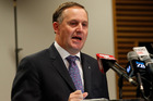 John Key aid he was shocked by the revelation. So, too, will be the New Zealand business sector. Photo / Mark Mitchell