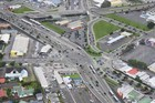 An artist's impression of the proposed Panmure intersection. Photo / Supplied