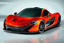McLaren P1. Photo / Supplied