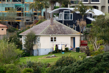 Tenants of NZ's most expensive state house have been ordered out. Photo / APN