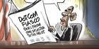 View: Cartoon: Dotcom fiasco
