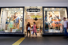 Chief executive Graeme Popplewell says a makeover for Glassons stores helped boosted sales. Photo / Sarah Ivey