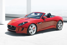 Jaguar F-Type Photo / John Wycherley