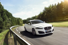 Jaguar XFR. Photo / Supplied