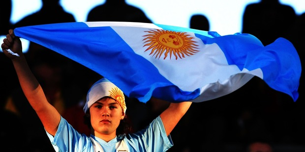 When passion is mentioned, many argue Argentines are the kings. Photo / Getty