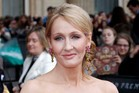 JK Rowling is about to release her first book for adults. Photo / AP