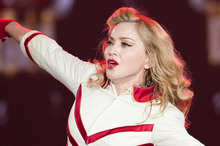 Madonna. Photo / AP