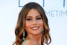 Sofia Vergara at the Emmys. Photo / AP
